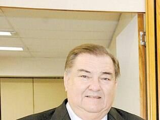 O presidente da Faemg, Roberto Simões