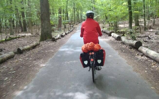 No Warmshowers, hospedagem para viajantes de bicicleta
