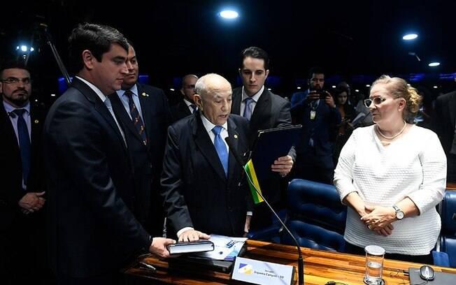 Siqueira Campos é um dos suspeitos de envolvimento no esquema de desvio no Tocantins