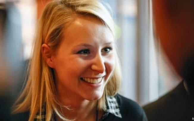 Vídeo postado por Marion Le Pen gerou crise familiar nas redes