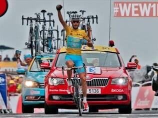 Nascido em Messina, na Sicília, Nibali será o primeiro italiano a vencer na França desde Marco Pantani, o último campeão em 1998