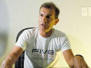 Elliot Paes, além de coordenar a preparação física da seleção brasileira Sub-20, supervisiona as atividades das outras categorias de base da CBF