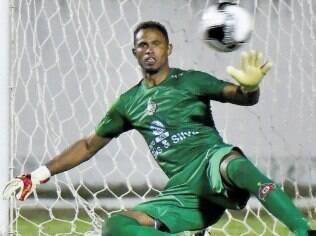 Bruno em ação pelo Boa Esporte