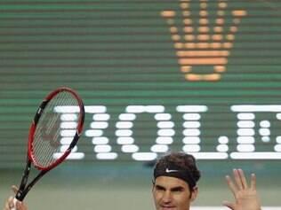 Na decisão deste domingo, Federer terá pela frente o tenista francês Gilles Simon