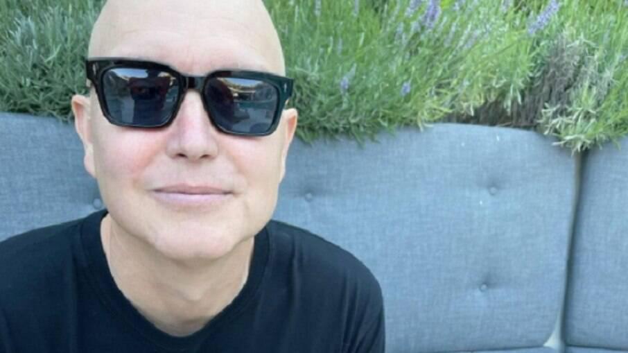 Mark é baixista da banda Blink-182 e revelou ter câncer há cerca de um mês