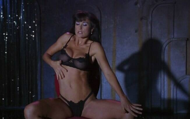 Demi Moore em 'Striptease'(1996)