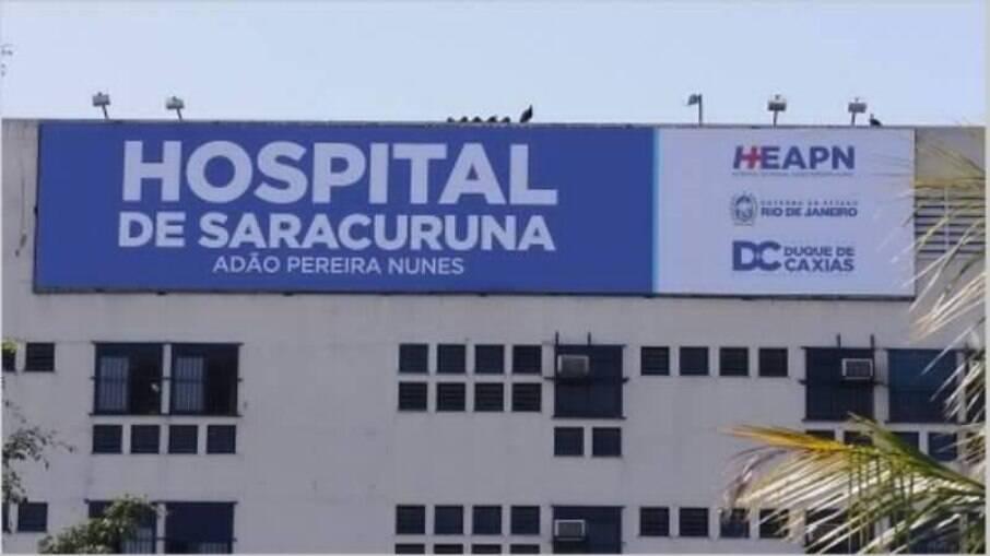 Hospital em Duque de Caxias
