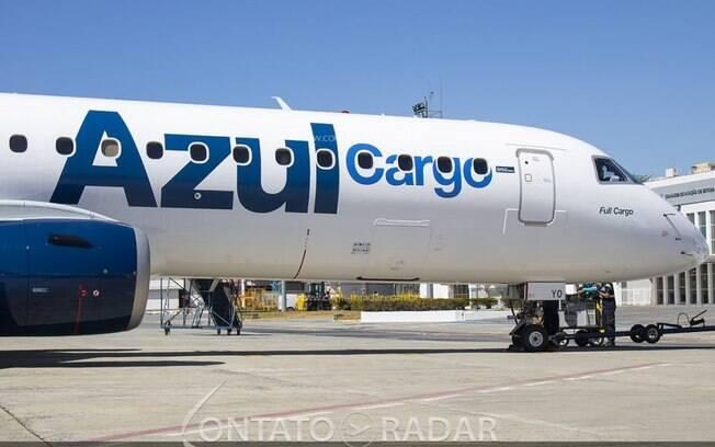 Mais dois E-Jets adaptados da Azul Cargo voam pela primeira vez