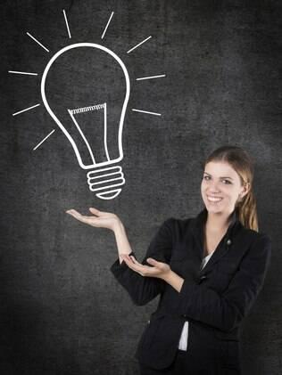Já nascemos com a capacidade de sermos criativos, mas precisamos exercitá-la