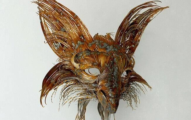 Esse fetiche permite máscaras de todos os tipos: de animais, venezianas, com funções específicas, etc.