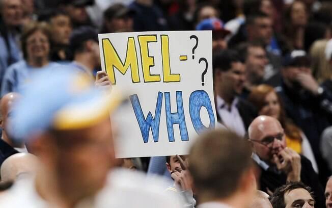 No reencontro com Carmelo Anthony, torcida do  Denver Nuggets mostra que não sente falta do agora  jogador do New York Knicks