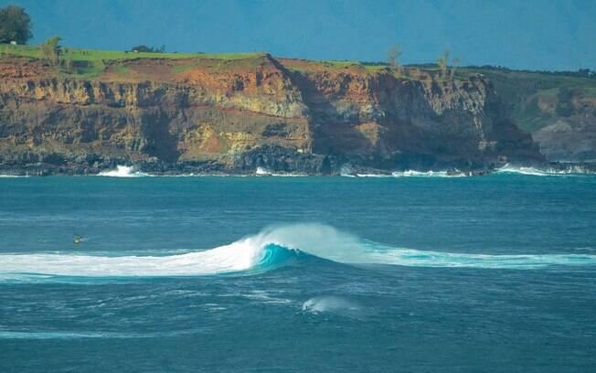 Maui, no Havaí, é um dos destinos mais bonitos de onde passar a Lua de Mel