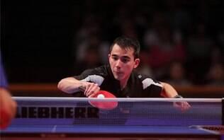 Hugo Calderano entra para o top 20 do ranking mundial de tênis de mesa