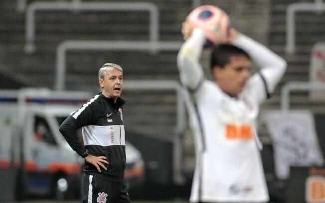 Tiago Nunes e Fágner
