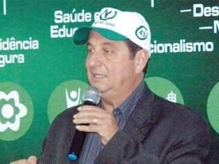Rômulo é o único candidato a federal da cidade apoiado por Aécio Neves e Pimenta da Veiga