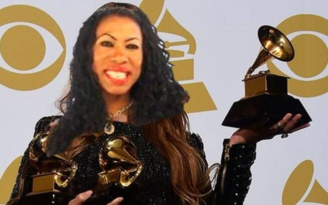 Inês Brasil ofusca Adele e Beyoncé no voto popular de favoritos ao Grammy