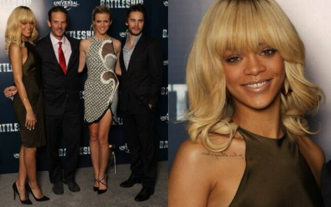 Rihanna lançou o filme