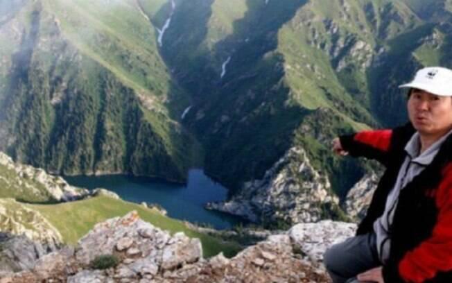 O conservacionista Li Weidong diz que há mais de 20 anos não vê um pika