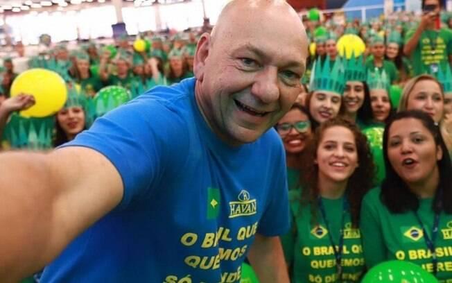 Luciano Hang, o 'Véio da Havan', foi condenado a pagar R$ 300 mil por ataque à OAB em redes sociais