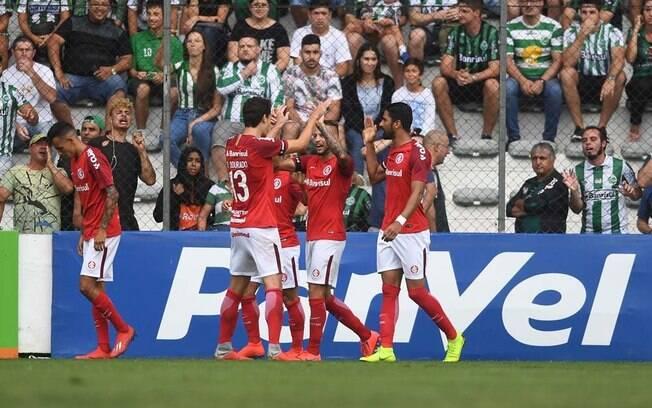 Estaduais pelo Brasil: Inter venceu o Juventude em Caxias do Sul