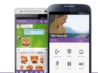 Viber surgiu em 2010 e conquistou público fiel