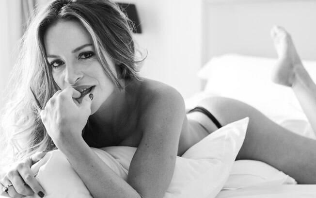 Foto de ensaio sensual clicado pela fotógrafa Lu Costta