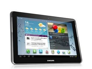Samsung Galaxy Tab 2 foi apresentado em março