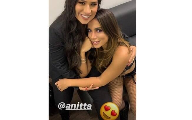 Anitta e Simone, da dupla com Simaria