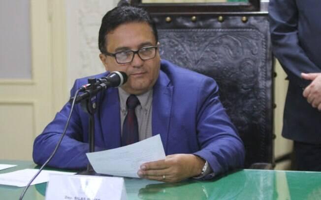 Ex-deputado Silas Bento (foto) e filho candidato a vereador são presos em investigação sobre rachadinha