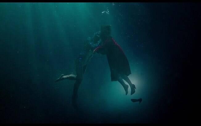Cena de A Forma da Água, que estreia nesta quinta-feira (1º) nos cinemas brasieliros