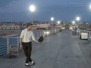 Ryan Gosling está sendo indicado a todos os prêmios, assim como Emma Stone, por La La Land: Cantando Estações