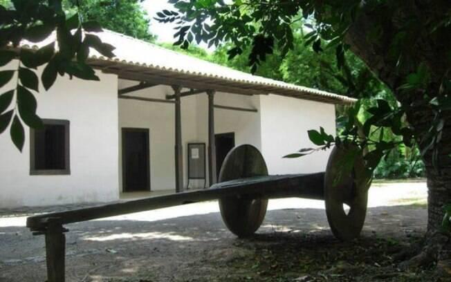 Casa do Bandeirante é um exemplo de construção da época de 1600