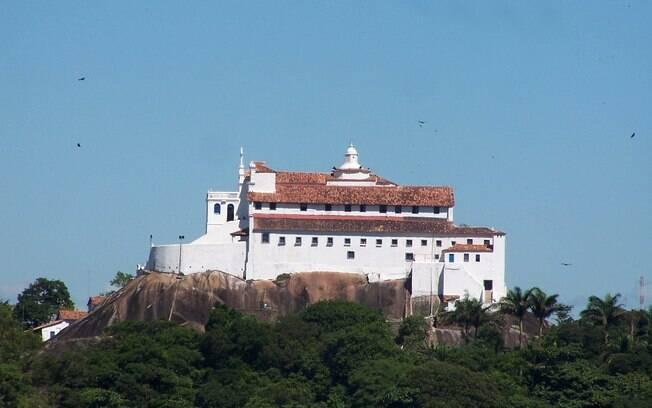 Convento de Nossa Senhora da Penha é o cartão-postal de Vila Velha