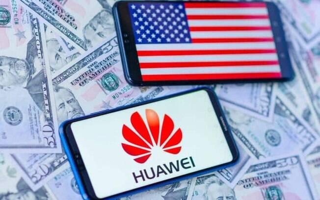 Huawei acusa EUA de querer matar a empresa