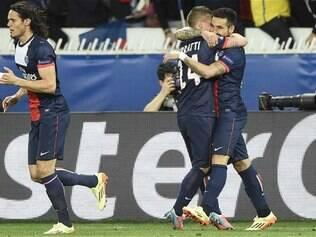 PSG conseguiu boa vitória, que dá mais tranquilidade ao time para o jogo da volta