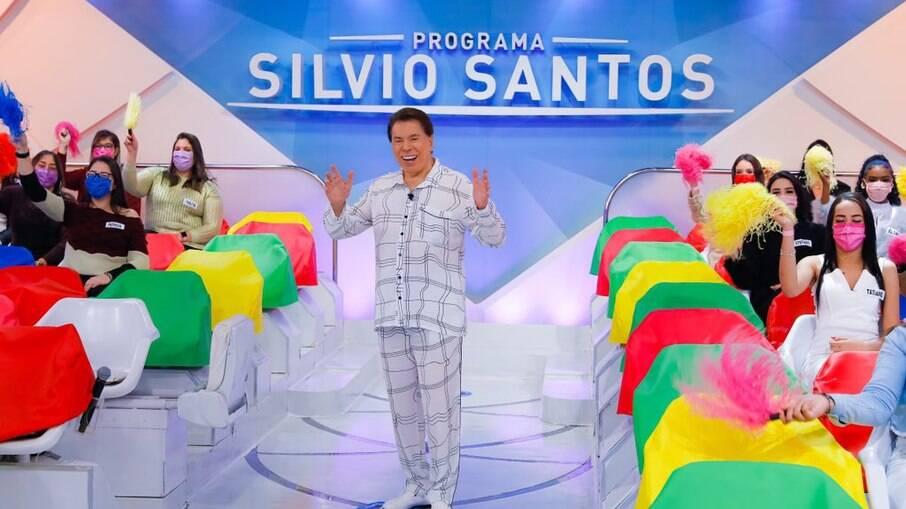 Silvio está internado com Covid-19