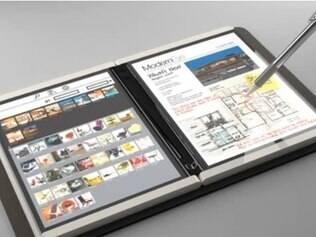 A Microsoft teria cancelado tablet de duas telas