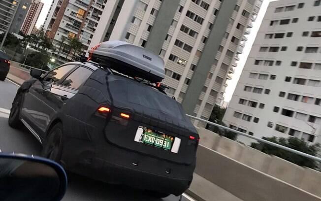 VW Nivus. Foto: Guilherme Menezes/iG