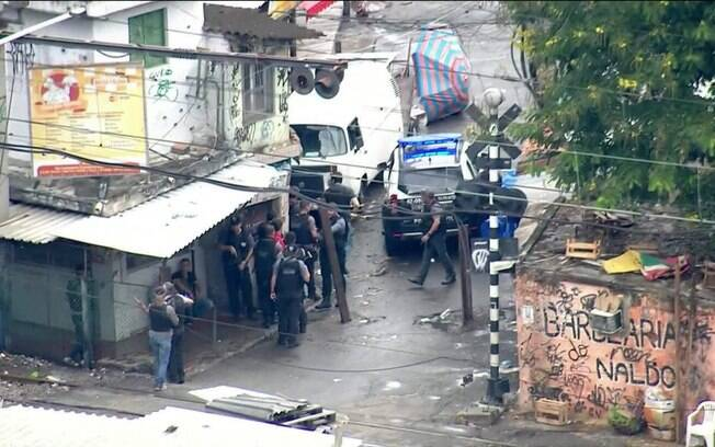 Corpo do delegado foi encontrado em porta-malas do seu carro; para Polícia, ele foi morto por criminosos do Jacarezinho