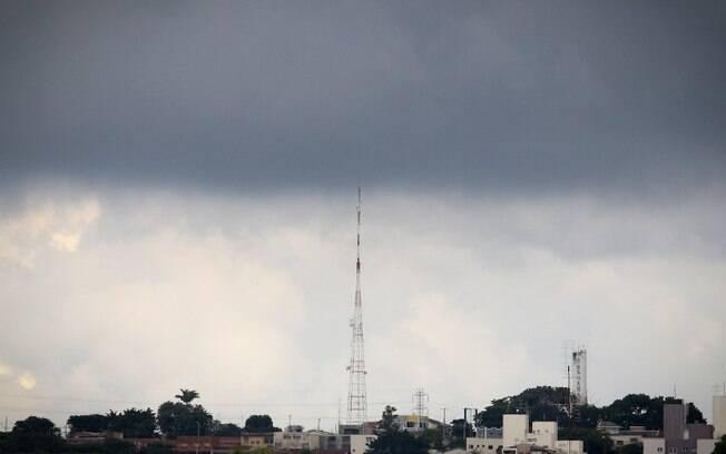 Segunda-feira tem previsão de mais chuva em Campinas
