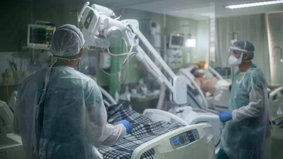 Brasil perdeu vidas por coronavírus