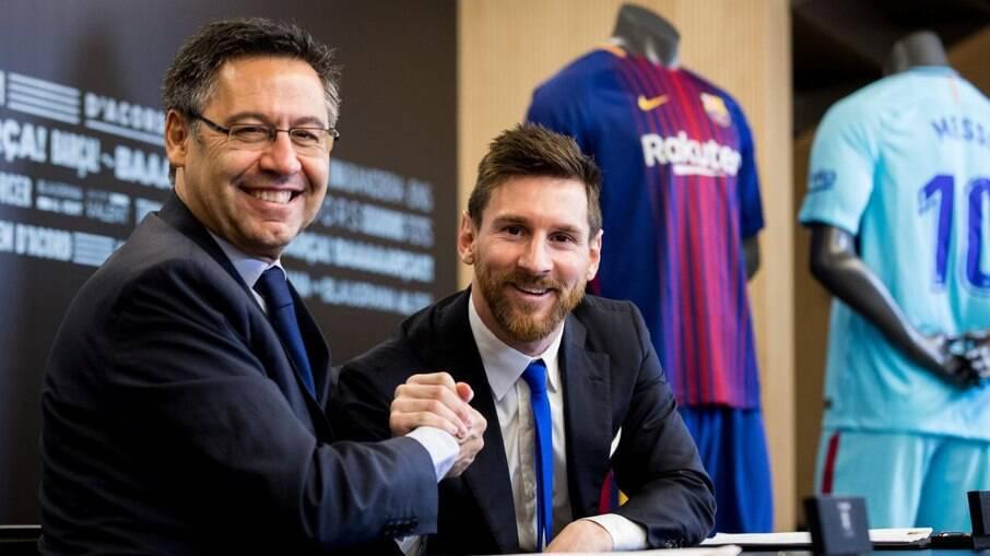Messi e Bartomlomeu