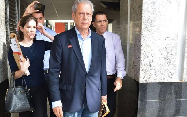 José Dirceu foi preso pela Operação Lava Jato em agosto de 2015, na 17ª fase da operação, batizada de 'Pixuleco'