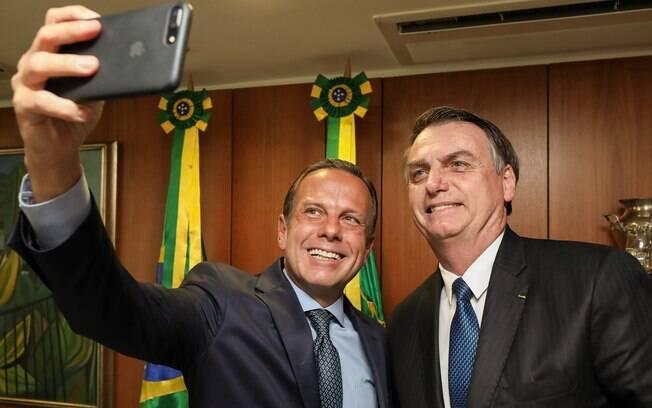 Novo PSDB empodera Doria, mas luta pela presidência esbarra em Bolsonaro