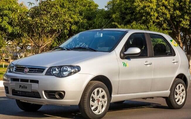 Fiat Palio lidera a lista dos carros mais roubados durante o carnaval, seguido por Ka, HB20 e Gol