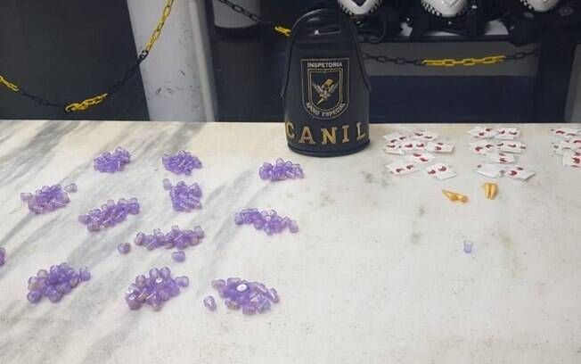 Operação da GM apreende drogas e bebidas no Centro