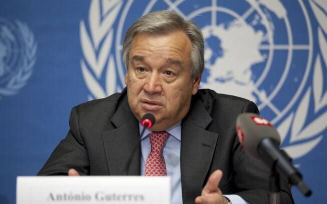 Carta com pedido para pagamento de dívidas foi assinada pelo Secretário-Geral das Organização das Nações Unidas