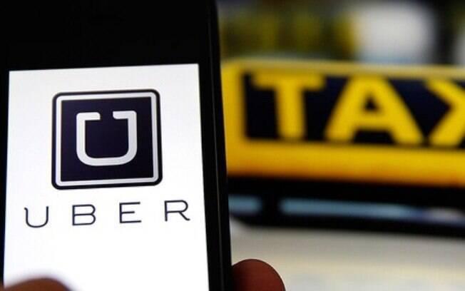 Uber Táxi:  serviõ vai aumentar oferta de carros pelo aplicativo na cidade de São Paulo, mas com preços de taxímetro e pagamento digital
