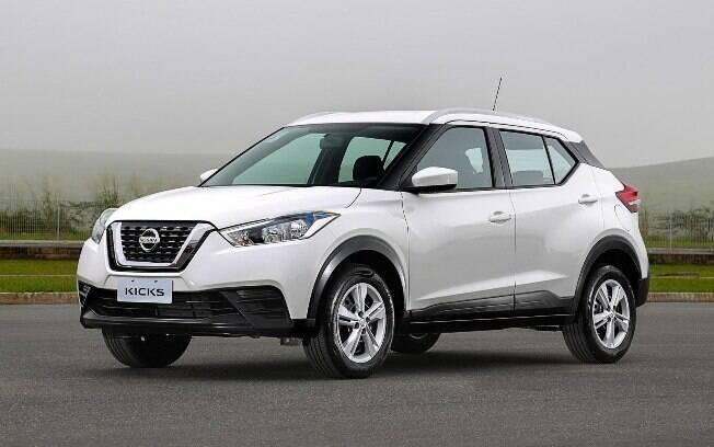 Nissan Kicks:  novo líder de vendas em seu segmento, com 5.532 unidades vendidas em março, diz a Fenabrave