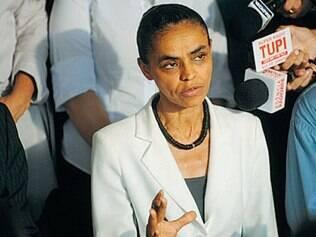 Marina Silva descarta aliança com PSDB